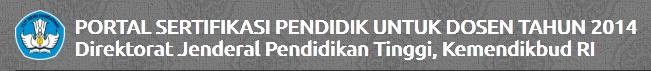 [JADWAL] SERDOS 2014 TAHAP II (KEMDIKBUD & KEMMITRA)